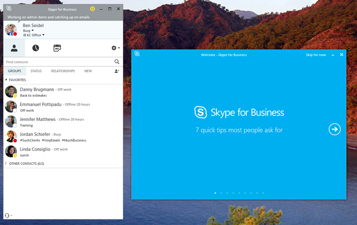 Upgrade Microsoft Lync to Skype for Business - Igniting ...