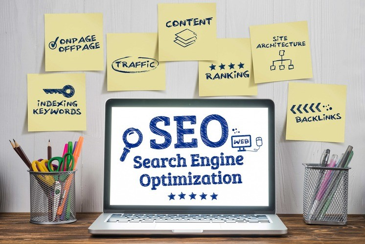 seo factors listed to help improve small business ranking