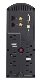 battery backup power outlets