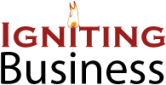 Igniting Business Logo